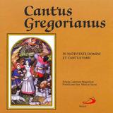 Cd   Cantus Gregorianus In Nativitate Domini Et Cantus Varii