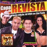 Cd   Capa De Revista   Ao Vivo Em São Paulo