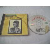 Cd   Carmen Miranda Revivendo   Mpb Cantora