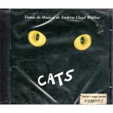 Cd   Cats   Temas De Andrew Lloyd Webber   Lacrado