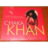 Cd   Chaka Khan   The Essential   Duplo