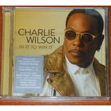 Cd   Charlie Wilson   In It To Win It   Lançamento