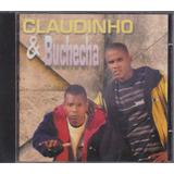 Cd   Claudinho E Buchecha   Conquista   Edição 1996   Novo