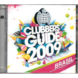 Cd   Clubbers Guide 2009   Ministry Of Sound   Duplo Lacrado