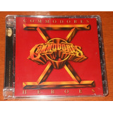 Cd   Commodores   Heroes