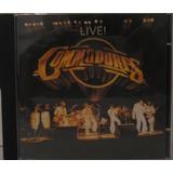 Cd   Commodores   Live