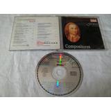 Cd   Compositores   Bach   Gênios   Caras
