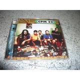 Cd   Cpm 22 Album De 2001