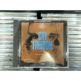 Cd   Cry Freedom  original Motion Picture Soundtrack  1