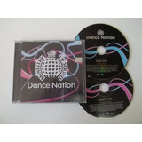 Cd   Dance Nation   Ministry Of Sound   Coletanea Pop