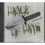 Cd   Dance Of Days   A Valsa De Águas Vivas   Lacrado