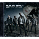 Cd   Daughtry   Break The Spell   Importado E Lacrado
