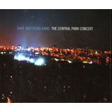 Cd   Dave Matthews Band   The Central Park Concert   Triplo