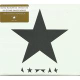 Cd   David Bowie   Black Star   Digypack E Lacrado