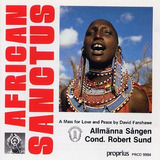 Cd   David Fanshawe   African Sanctus Importado   B86