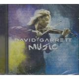 Cd   David Garrett   Music   Lacrado