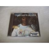 Cd   David Guetta   Blaster
