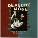 Cd   Depeche Mode   Europe 1993   Importado Raridade