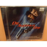 Cd   Die Another Day   Trilha Sonora 007   Extras