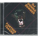 Cd   Dj Donna Summer   Panther Tracks   Lacrado