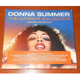Cd   Donna Summer   The Ultimate Collection Deluxe Edition