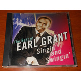 Cd   Earl Grant   The Best Of