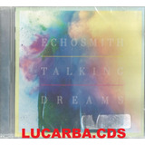 Cd   Echosmith   Talking Dreams   Lacrado   Frete Gratis