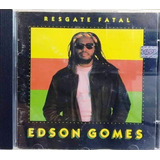 Cd   Edson Gomes   Resgate Fatal   Frete Gratis   Lacrado