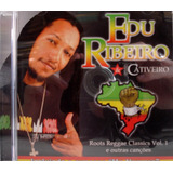 Cd   Edu Ribeiro   Roots Reggae Classic Vol 1