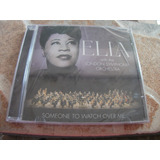 Cd   Ella Fitzgerald Someone To Watch Over Me