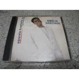 Cd   Emilio Santiago Aquarela Brasileira 3 Som Livre 1992