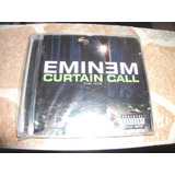 Cd   Eminem Curtain Call The Hits