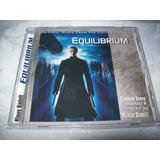 Cd   Equilibrium   Klaus Badelt   Promo   Importado