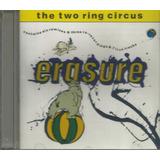 Cd   Erasure   The Two Ring Circus   Lacrado