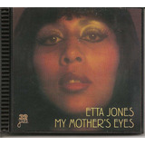 Cd   Etta Jones   My Mother s Eyes   1997   Importado