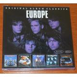 Cd   Europe   Box   05 Cds   Original Album Classics