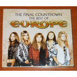 Cd   Europe   The Final Countdown   The Best   Duplo