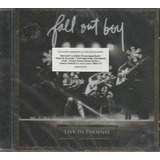 Cd   Fall Out Boy   Live In Phoenix   Lacrado