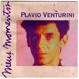 Cd   Flavio Venturini   Meus Momentos   Lacrado