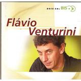Cd   Flávio Venturini   Série Bis   Duplo E Lacrado