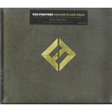 Cd   Foo Fighters   Concrete And Gold   Digipack E Lacrado
