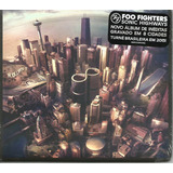 Cd   Foo Fighters   Sonic Highways   Digypack E Lacrado