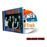 Cd   Foreigner Lies And Truth Live In Los Angeles 1995