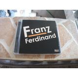 Cd   Franz Ferdinand Album De 2004
