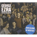 Cd   George Ezra   Wanted On Voyage   Digypack E Lacrado