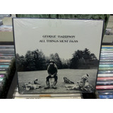 Cd   George Harrison   All Things Must Pass   Imp   Duplo