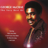 Cd   George Mccrae   The Very Best Of   Raro   Lacrado
