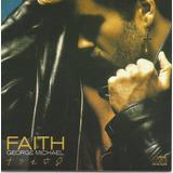 Cd   George Michael   Faith   Lacrado