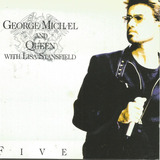 Cd   George Michael And Queen With Lisa Stansfield   Lacrado