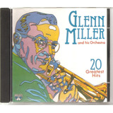 Cd   Glenn Miller And His Orchestra   20 Greatest Hits